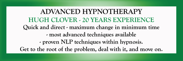 Advanced Hypnotherapy Colchester with Hugh Clover