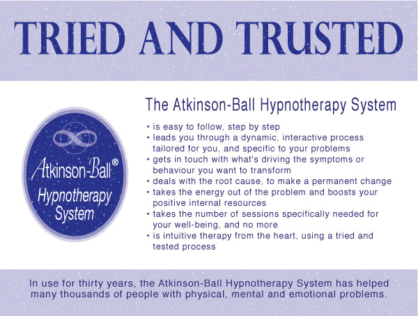 The Atkinson-Ball Hypnotherapy System